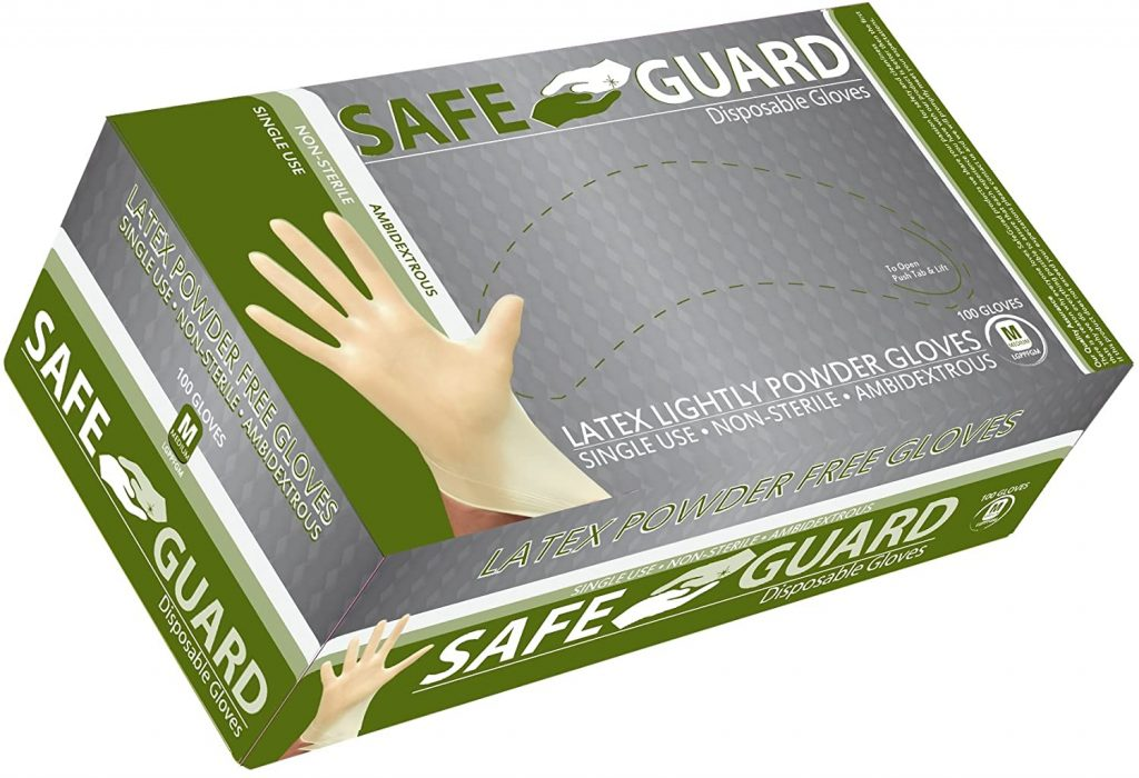 Best Disposable Safe Rubber Gloves For Cooking